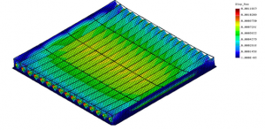 test ansys carboline carbon spread solar pannel